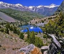 Tajikistan is an attractive tourist area